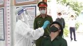 Hải Dương 100 thanh niên chuẩn bị nhập ngũ đều âm tính với SARS-CoV-2