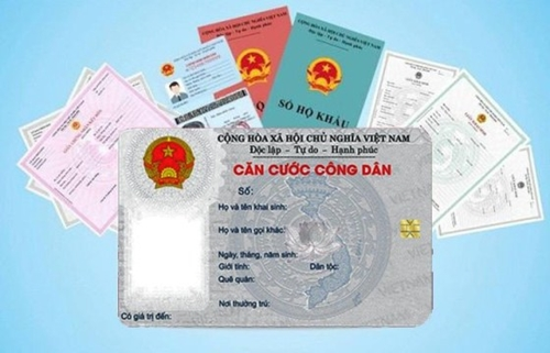 Hộ khẩu thường trú ở tỉnh khác có được làm thẻ CCCD gắn chíp điện tử tại Hà Nội không