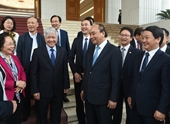 Tăng cường phối hợp giữa Chính phủ - MTTQ Việt Nam Vì quyền lợi của nhân dân