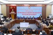 Giới thiệu 4 người của Uỷ ban Trung ương MTTQ Việt Nam ứng cử Đại biểu Quốc hội khóa XV