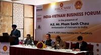 Diễn đàn kinh doanh Việt Nam - Ấn Độ tại Chandigarh
