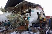 Tai nạn máy bay ở Kazakhstan, ít nhất 4 người thiệt mạng