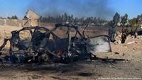 Nổ bom xe tại Afghanistan, 7 người thiệt mạng và 53 người bị thương