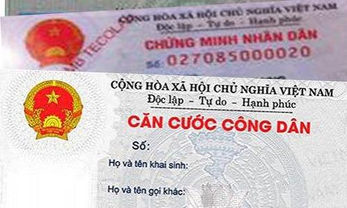 Bổ sung thông tin ngày, tháng sinh để làm thẻ Căn cước công dân phải làm những thủ tục gì