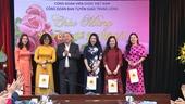Công đoàn Ban Tuyên giáo Trung ương kỷ niệm ngày Quốc tế Phụ nữ 8 3