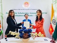 113 suất học bổng cho sinh viên Việt Nam sang học tập tại Ấn Độ