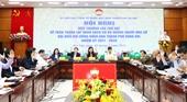 Thông qua danh sách sơ bộ 188 ứng cử viên đại biểu HĐND TP Hà Nội khóa XVI