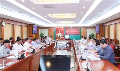 Đề nghị khai trừ Đảng đối với đồng chí Tất Thành Cang
