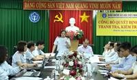 Thanh tra chuyên ngành đóng BHXH, BHTN, BHYT trên địa bàn tỉnh Đồng Nai