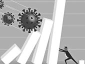 CEO toàn cầu lạc quan về tăng trưởng kinh tế thế giới năm 2021
