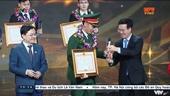Lễ tuyên dương 10 gương mặt trẻ Việt Nam tiêu biểu