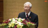 Tổng Bí thư, Chủ tịch nước Kiên quyết đấu tranh phòng, chống tham nhũng, lãng phí