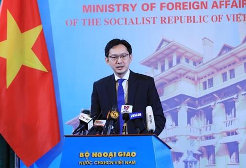 Việt Nam mong muốn Myanmar sớm ổn định để xây dựng và phát triển đất nước