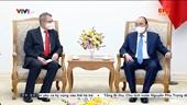 Thủ tướng Nguyễn Xuân Phúc tiếp đoàn Đại sứ quán Cộng hòa Áo và Công ty AT S