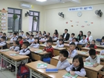 Kiểm tra công tác triển khai chương trình giáo dục phổ thông mới tại Hà Nội