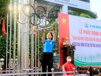 Vĩnh Long hưởng ứng ngày Thể thao Việt Nam