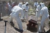Mexico trở thành quốc gia có số ca tử vong vì COVID-19 cao thứ ba thế giới