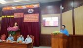 Vĩnh Long Hoàn thành quán triệt Nghị quyết Đại hội XIII của Đảng trước 30 6