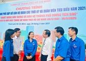 Tuổi trẻ TP Hồ Chí Minh luôn là niềm hi vọng của Đảng bộ và Nhân dân Thành phố