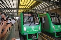 Chuẩn bị bàn giao Dự án đường sắt Cát Linh – Hà Đông