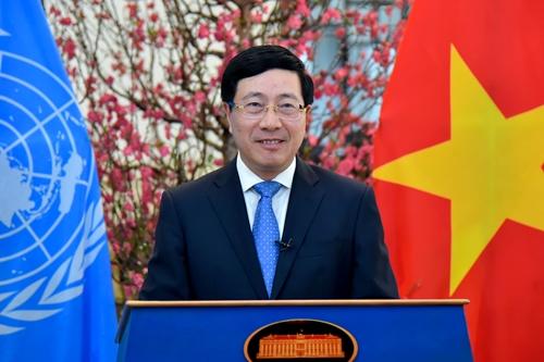 Phấn đấu hoàn thành xuất sắc vai trò Chủ tịch Hội đồng Bảo an Liên hợp quốc