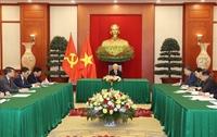 Quan hệ song phương Việt Nam – Liên bang Nga có những bước phát triển rất tốt đẹp