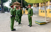 36 mục tiêu quan trọng do Cảnh sát nhân dân canh gác bảo vệ