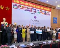 Australia đóng góp vào việc phân phối vắc-xin theo cơ chế COVAX tại Việt Nam