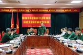 Thái Bình Nhiều chuyển biến tích cực trong hoạt động Dân quân tự vệ