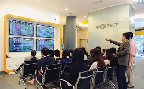 220,4 triệu cổ phiếu CTCP Chứng khoán VNDIRECT chính thức giao dịch trên HNX