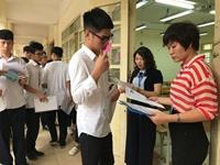 Thí sinh dự thi tốt nghiệp THPT phải có thẻ căn cước công dân