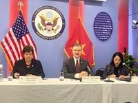 Đại sứ Hoa Kỳ chúc mừng và tin tưởng vào các nhà lãnh đạo Việt Nam