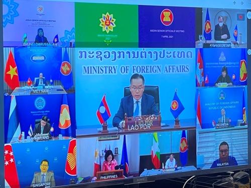 ASEAN quan ngại về diễn biến phức tạp ở Biển Đông