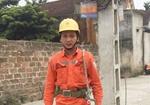 Tổng Giám đốc EVN gửi thư khen ngợi, biểu dương anh Nguyễn Đắc Đại