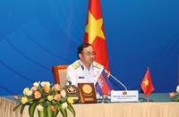 Hải quân Việt Nam và Campuchia tăng cường hợp tác