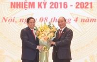 Chủ tịch nước, Thủ tướng dự Lễ bàn giao công việc của Thủ tướng Chính phủ
