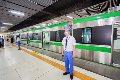 Cận cảnh về đường sắt Cát Linh – Hà Đông trước khi vận hành thương mại