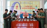 Trưng bày hơn 1 000 ấn phẩm về đề tài lịch sử truyền thống