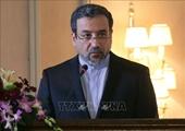 Iran không ngừng từng phần hoạt động hạt nhân đến khi Mỹ dỡ bỏ trừng phạt