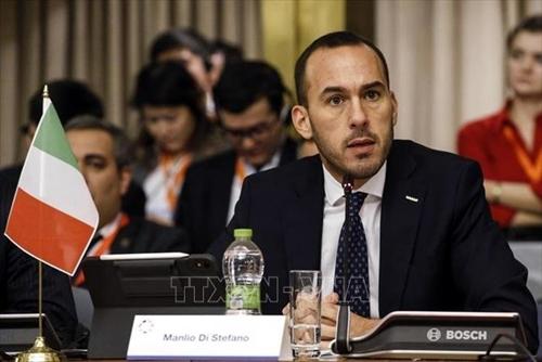 """""""Việt Nam và Italy có thể cùng nỗ lực và hợp tác trong các lĩnh vực có lợi ích chung"""""""