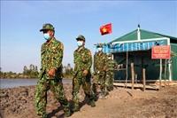 """Bộ đội Biên phòng tỉnh Kiên Giang """"chống dịch như chống giặc"""""""
