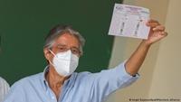 Ecuador có Tổng thống mới