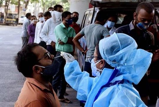 Ấn Độ ghi nhận số ca nhiễm mới cao chưa từng thấy