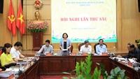 Ba Đình khẩn trương hoàn thiện 9 kế hoạch để thực hiện 10 chương trình công tác của Thành ủy Hà Nội
