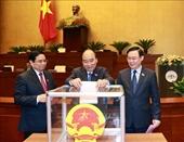 Lãnh đạo các nước gửi điện chúc mừng lãnh đạo Việt Nam