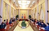 Thúc đẩy quan hệ hữu nghị, hợp tác giữa Việt Nam và các nước ASEAN