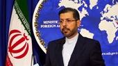 Iran tuyên bố đình chỉ đối thoại với EU