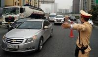 Bảo đảm trật tự, an toàn giao thông dịp lễ 30 4, 1 5 và bầu cử