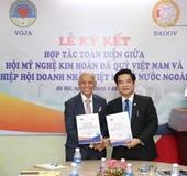 Đưa thương hiệu ngành mỹ nghệ, kim hoàn đá quý Việt Nam phát triển và hội nhập toàn cầu