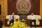Nguyên Chủ tịch Quốc hội Nguyễn Thị Kim Ngân thăm và làm việc tại tỉnh Bắc Giang
